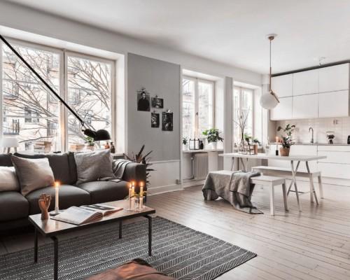 Stil nordic: sfaturi pentru decorarea casei in stil scandinav