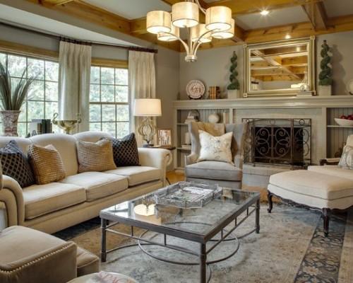 Ce este stilul de design interior traditional (si pentru cine este potrivit)